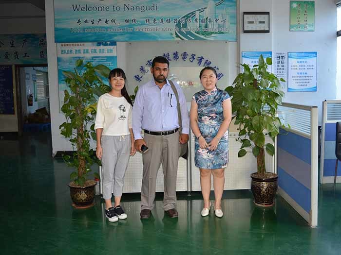 Photo with partners(4)